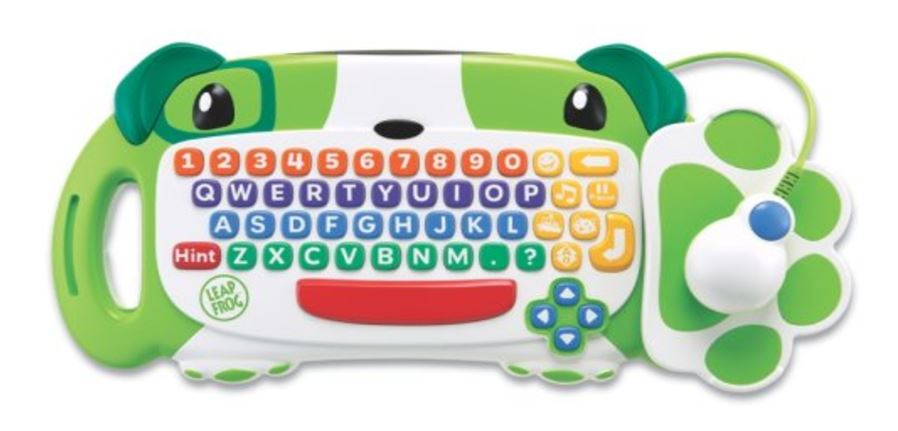 leapfrog baby laptop toy